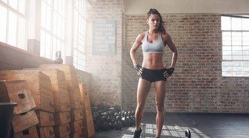 Rutina de gimnasio para tonificar y perder peso