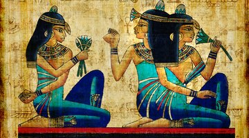 Life for Girls in Ancient Egypt