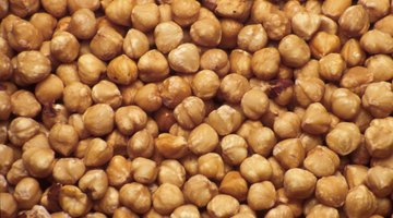 Hazelnuts are a health snack.