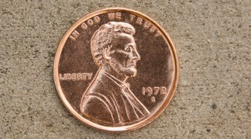 How to Find the Volume of a Penny