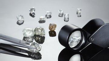 How to Identify Rough Gem Stones