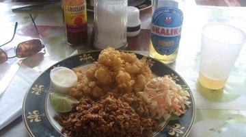 Bahamanian Cuisine.