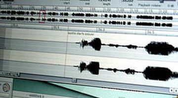 Sound editing can be downloaded for free using an opensource computer program.