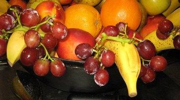 A no-fuss fruit bowl.