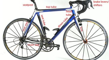 Think of the type of bike you want to build.
