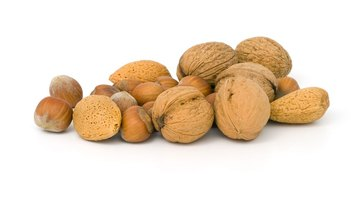 Nuts and seeds are great souces of vitamin E.
