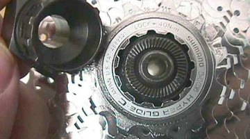 Shimano provide many bike components.