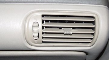 The automobile filter for air clearing