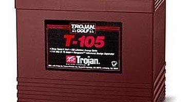 Trojan 6-volt battery