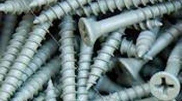 Deck screws