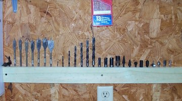Bits and countersinks