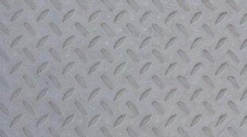Lightweight aluminum sheet metal can help you baffle backyard squirrels.