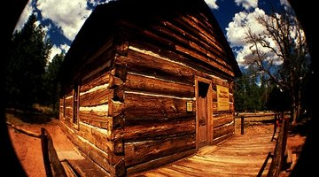 Log homes can last for centuries if properly maintained.