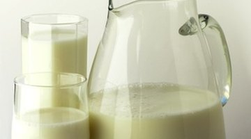 Use whole milk, 1%, 2%, or nonfat dried milk.