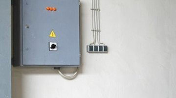 A home's electrical panel must have the correct breaker size for the amperage used.