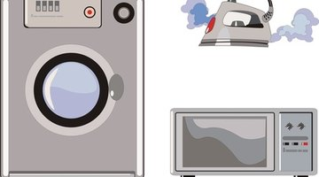 Wholesale clearinghouses carry appliances at big discounts.