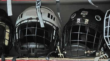Removal of Mold From Hockey Equipment
