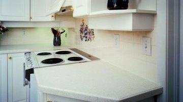 How to Cut a Laminate Countertop Backsplash Outlet