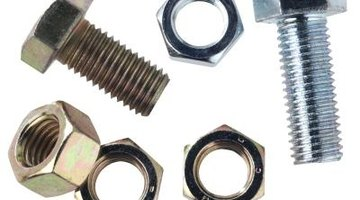 How to Organize Nuts, Bolts and Nails