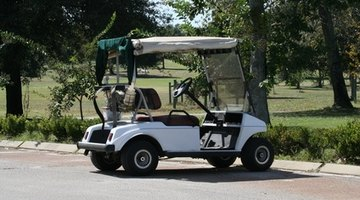 How to Start the Charger on a Dead Battery on a Golf Cart