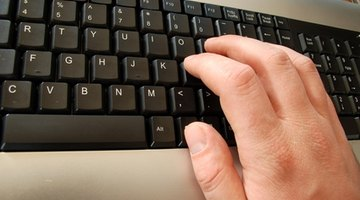Finger Exercises for Typing