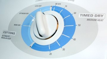 Why a Clothes Dryer Won't Heat