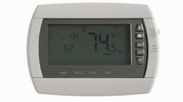 How to Wire an Intertherm Thermostat