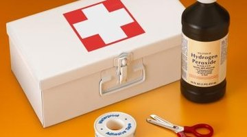 Hydrogen Peroxide Cleaning Tips