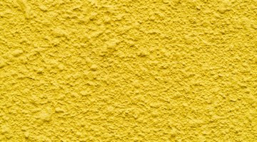 Yellow Stucco