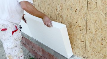 How to Cut an Extruded Polystyrene Sheet