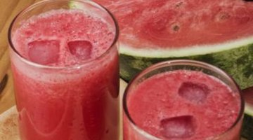 Commercial manufacturers make juicers and emulsifiers that either have stainless steel or plastic components.