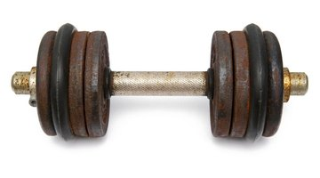 How to Clean Rust Off Weights