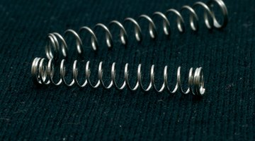 Inexpensive metal springs can be uncomfortable and wear out quickly.