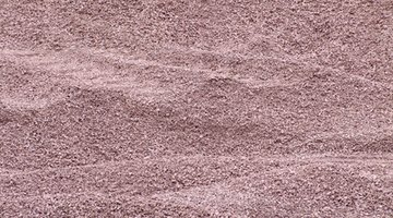 Tinted sand