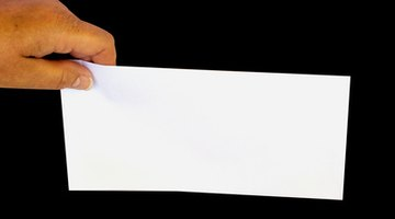 Addressing an envelope to an inmate is easy.
