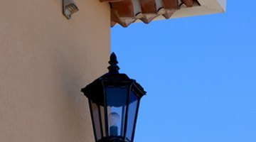 Improperly mounted or sealed light fixtures provide convenient access.