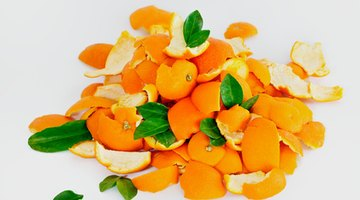Citrus rinds are effective in repelling outdoor cats.