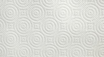 Use absorbent paper towels to remove moisture.