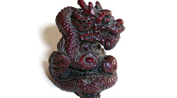 Symbols of dragons are highly respected in China