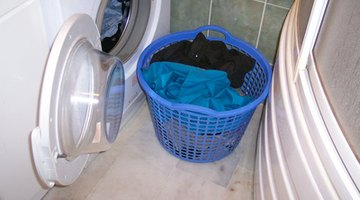 Washing machines can hold onto odours.