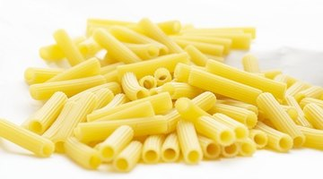 Strong ziti pasta stands up well to baked macaroni and cheese dishes.