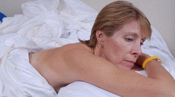 Algunas formas de tos son más persistentes cuando estás recostado.