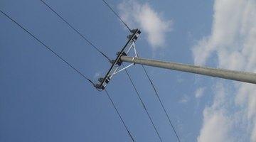 Aluminum utility pole