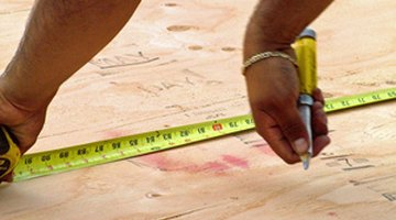 Mounting your ceiling (joists).