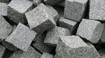 Granite is a favorite building material today.