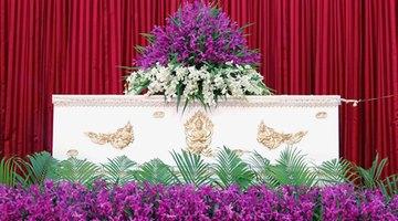 Floral arrangements can be delivered.