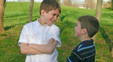 Lipreading can be practised with supportive friends.