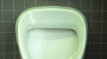 Waterless urinals can save billions of gallons of water each year.