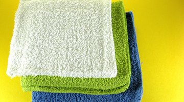 Use a soft cloth to pat your face dry.