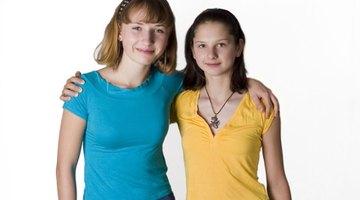 Cambios en los pechos de las adolescentes